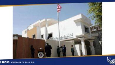 Photo of السفارة الأمريكية : لابد أن يتولّى الليبيون مسؤولية مستقبلهم السياسي