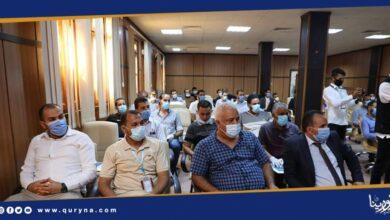 Photo of دورة تدريبية في أسس التفتيش الصحي