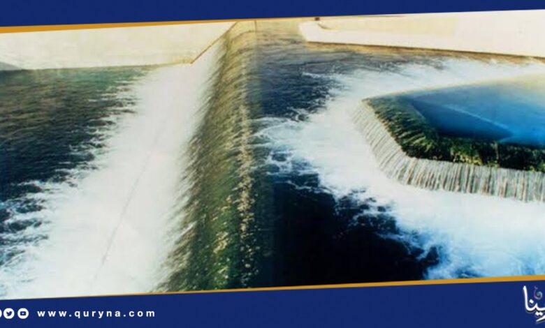 Photo of النهر الصناعي العظيم : عودة التيار الكهربائي لمحطة الضخ بموقع ترهونة