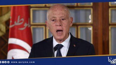 Photo of قيس سعيد : تونس دفعت الثمن باهظًا جراء الوضع في ليبيا