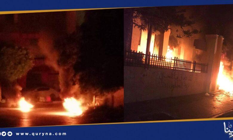 Photo of طرابلس : امتعاض شعبي و أهالي العاصمة يواصلون التعبير عن غضبهم