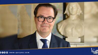 Photo of السفير الفرنسي بالقاهرة : الوضع فى ليبيا يشكل تهديدًا خطيرًا