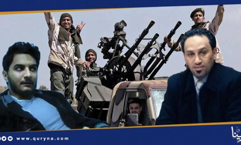 Photo of بنغازي : ميليشيا طارق بن زياد تعذب المختطفين داخل زنزاناتها