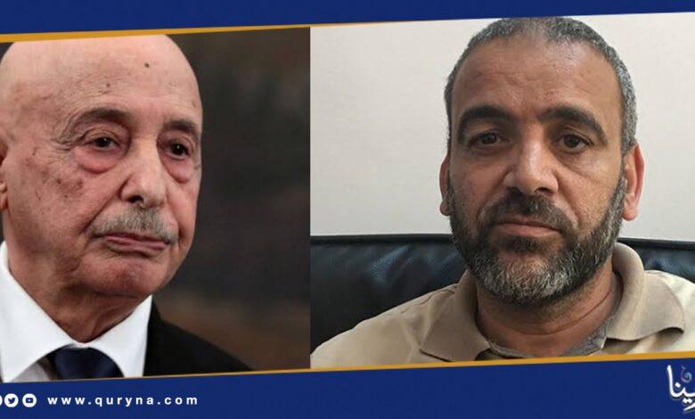 Photo of غدًا.. عقيلة والمشري في المغرب للتوقيع على اتفاقية تقسيم المناصب