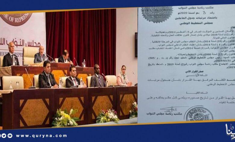 Photo of فضيحة جديدة لبرلمان طبرق و النواب يعينون 1500 شخص من قرابتهم