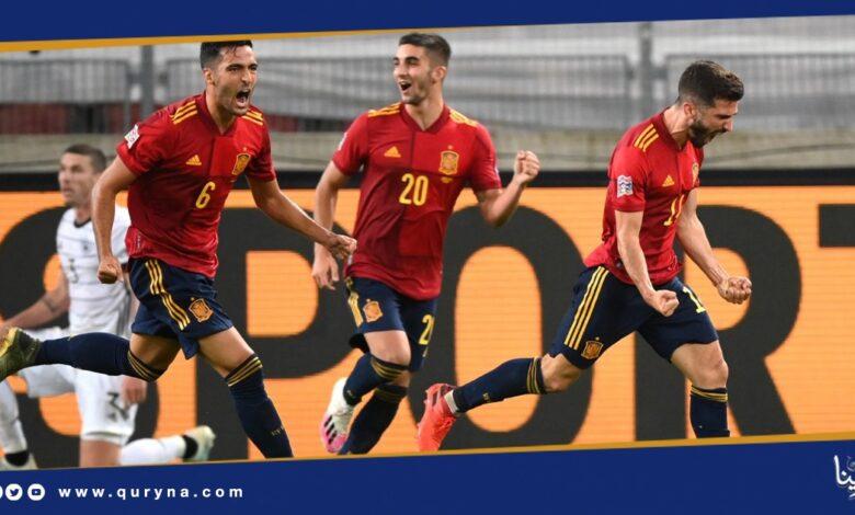 Photo of إسبانيا تفوز على أوكرانيا في دوري الأمم الأوروبية