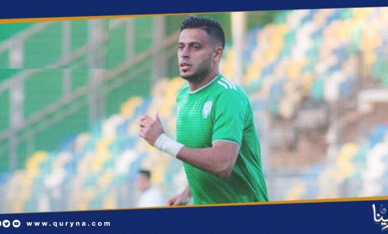 Photo of الأهلي طرابلس يتعاقد مع معتز المهدي