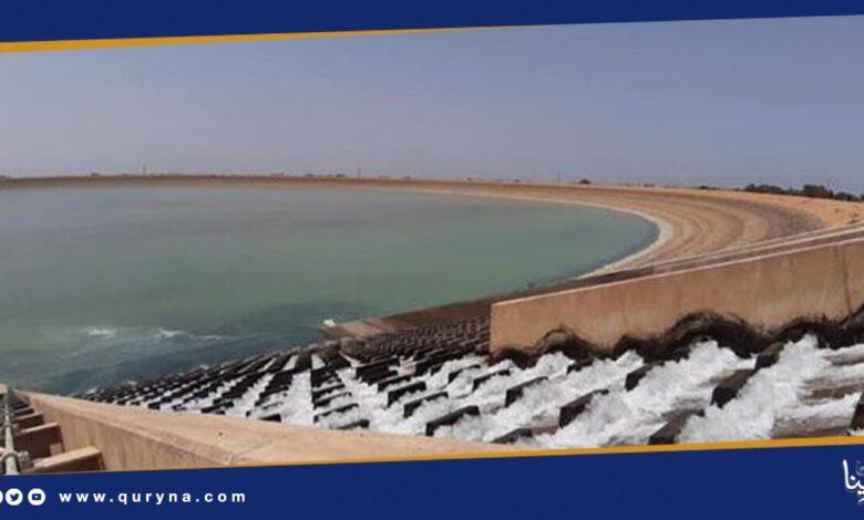Photo of النهر الصناعي العظيم : عودة تدريجية للمياه