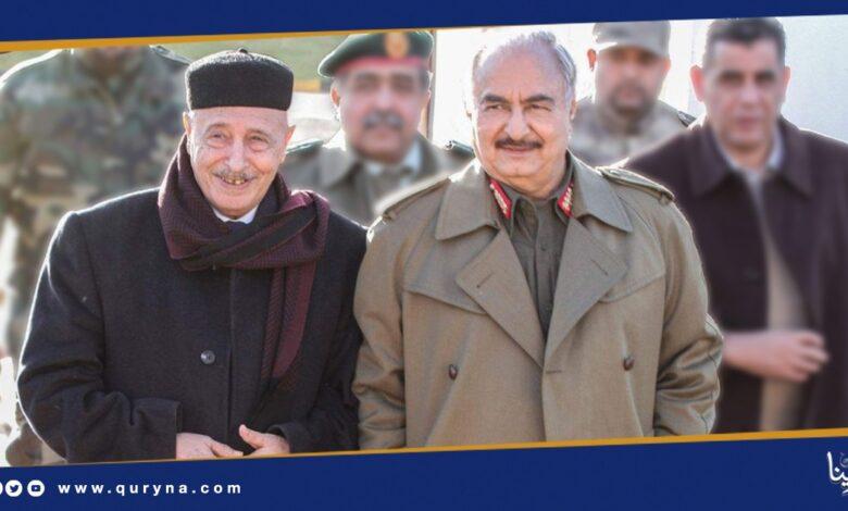 Photo of لا شرعية لحفتر و صالح _ و شهود منشقون يدلون بأقوالهم