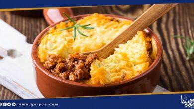 Photo of طبق اللحوم بالجبن