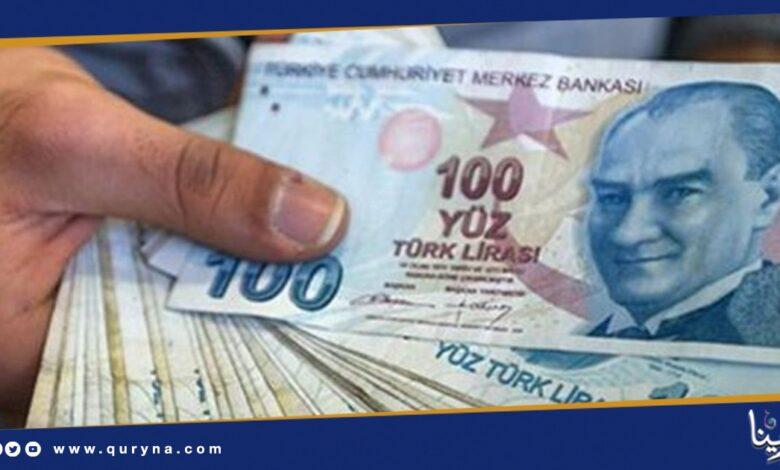 Photo of مجددًا _ الليرة التركية تتراجع لمستوى قياسي