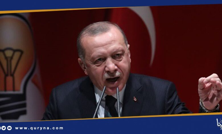 Photo of أردوغان: أنقرة مصممة على الدفاع عن مصالحها