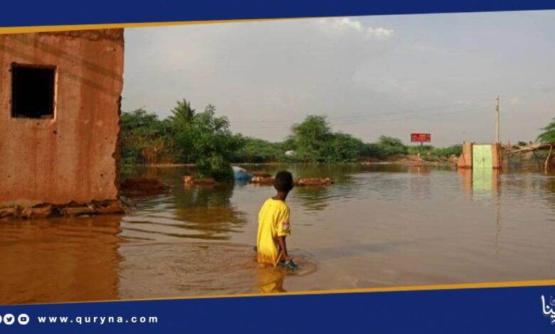 Photo of ارتفاع عدد وفيات فيضانات السودان