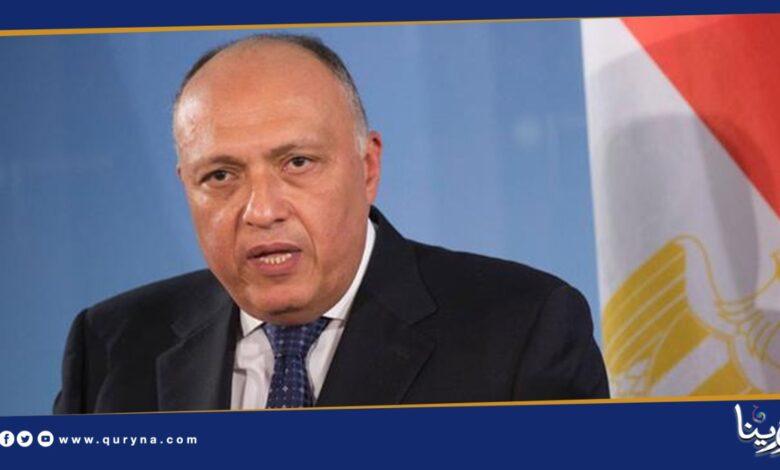 Photo of مصر تؤكد دعمها للحل السلمي في ليبيا