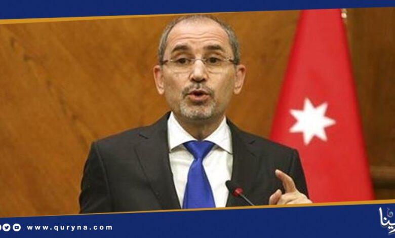 Photo of الأردن تطالب بضرورة التوصل لحل سياسي في ليبيا