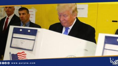 Photo of ترامب يدلي بصوته في الانتخابات الرئاسية الأمريكية