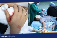 Photo of طرابلس.. مستشفى الحروق والتجميل تستقبل 35 إصابة