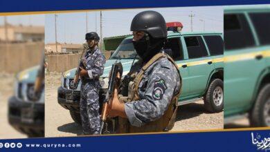 Photo of القبض على إرهابيين اثنين فى بغداد