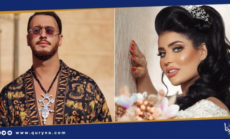 Photo of هجوم شرس على ملكة جمال المغرب بسبب سعد لمجرد