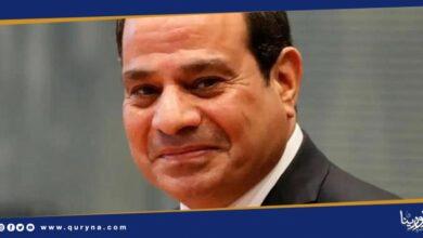 Photo of السيسي : قوة الجيش المصري كافية لحماية البلاد
