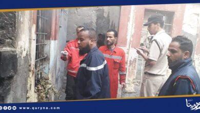 Photo of العثور على جثة ليبي بعد اشتعال النيران بمنزله في طرابلس