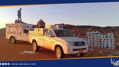 Photo of سجائر و أسلحة و أموال _ عصابات التهريب في ليبيا لا تشبع