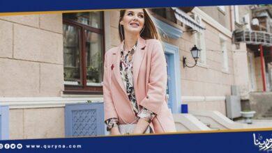 Photo of أزياء باللون الزهري للخريف