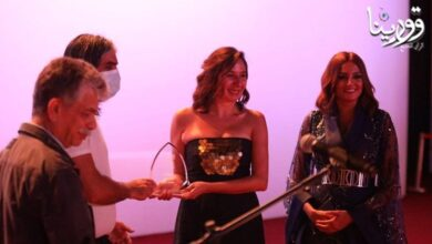 Photo of منتجة فلسطينية تفوز بجائزة variety في مهرجان الجونة