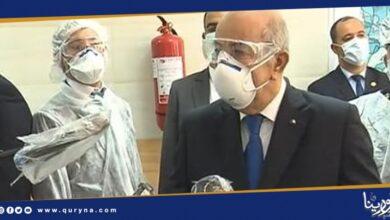 Photo of الرئيس الجزائري يؤكد تحسن حالته الصحية