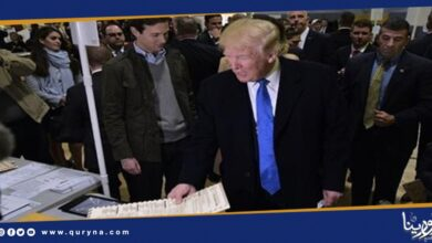 Photo of البيت الأبيض : ترامب سيدلي بصوته السبت في فلوريدا