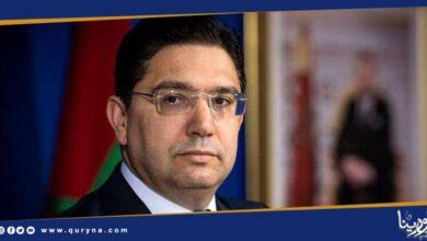 Photo of المغرب : نثق في قدرة الليبيين على التوصل لحل سلمي