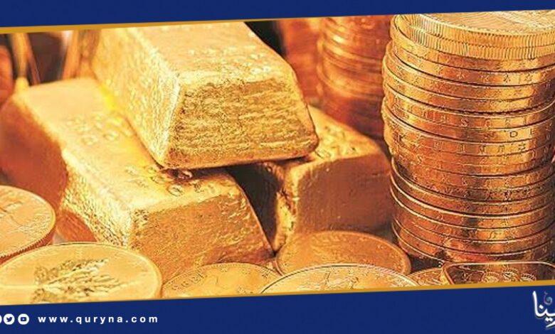 Photo of انخفاض أسعار الذهب