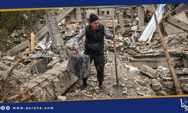 Photo of أرمينيا تتهم أذربيجان باختراق الهدنة