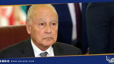 Photo of الجامعة العربية ترحب بوقف إطلاق النار في ليبيا