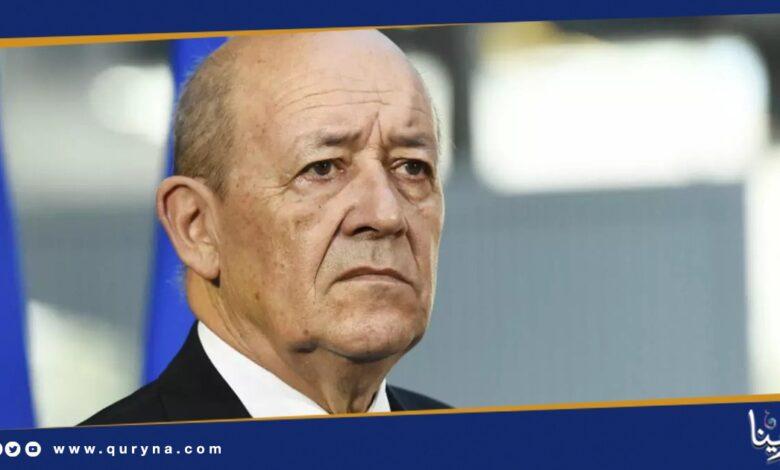 Photo of فرنسا ترحب باتفاق وقف إطلاق النار في ليبيا