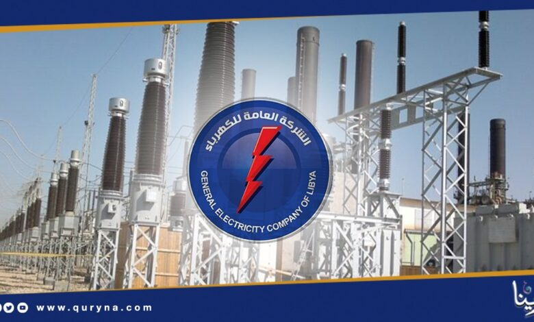 Photo of طرابلس: صيانة محطة كهرباء منطقة المشروع