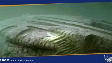 Photo of اكتشاف غريب تحت سطح مياه بحر البلطيق