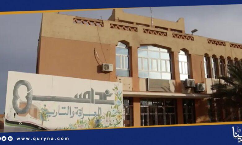 Photo of المجلس البلدي غدامس يقرر إغلاق المدينة