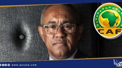 "Photo of رئيس ""كاف"" ينهي الجدل ويعلن ترشحه لولاية ثانية"