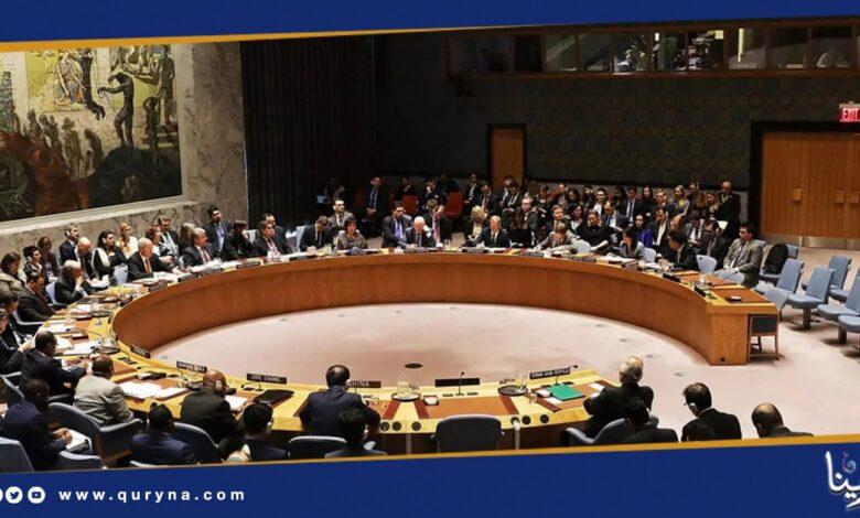 Photo of مجلس الأمن يسمح بتفتيش السفن قبالة السواحل الليبية