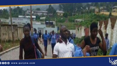 Photo of هجوم مسلح علي مدرسة بغرب الكاميرون