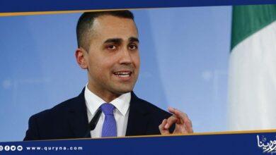Photo of دي مايو يدعو إلى اتفاق سياسي شامل في ليبيا