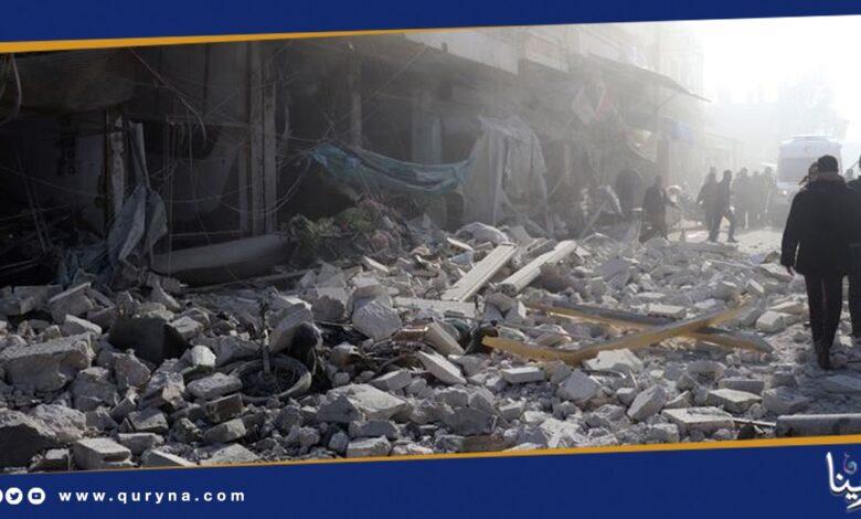 Photo of عشرات القتلى والجرحي في صفوف الفصائل الموالية لتركيا بسوريا