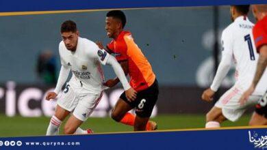 Photo of شاختار دونيسك يفوز على ريال مدريد