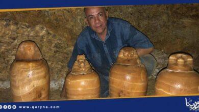 Photo of مصر : اكتشاف مقبرة المشرف على الخزانة الملكية