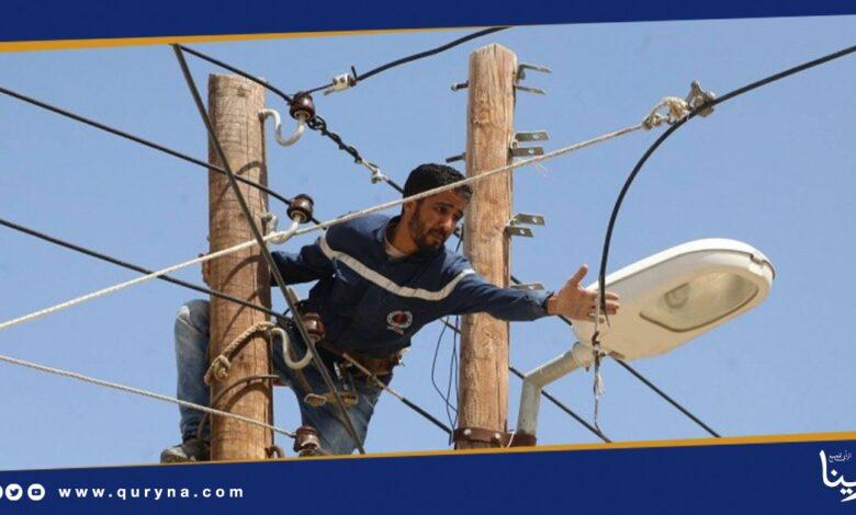 Photo of الكهرباء : سرقة 1050 متر أسلاك نحاس