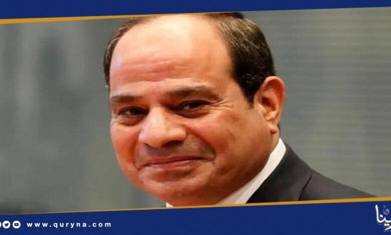 Photo of الرئيس المصري يؤكد تمسك بلاده بدعم الحل السلمي في ليبيا