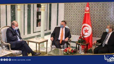 Photo of مباحثات تونسية أمريكية حول الأزمة الليبية