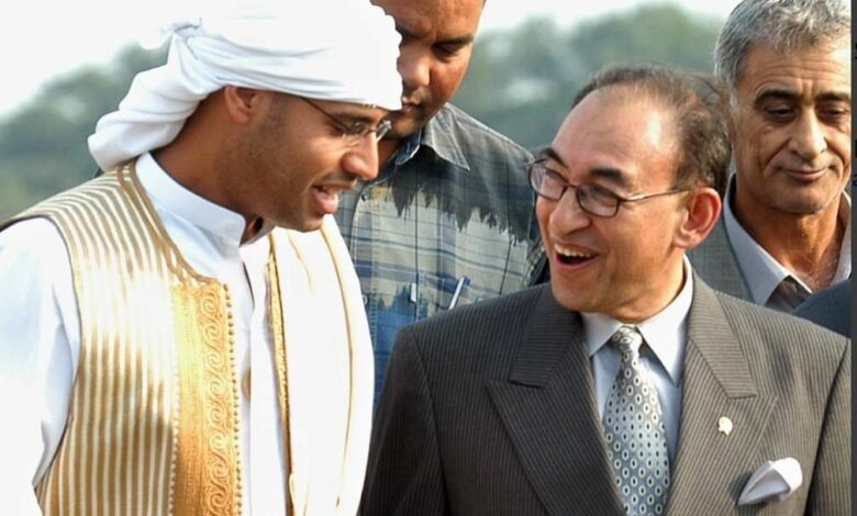 Photo of ألبوم صور الدكتور سيف الإسلام معمر القذافي