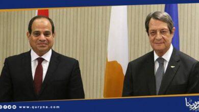 Photo of الرئيس المصري يشيد بالمواقف القبرصية الداعمة لبلاده